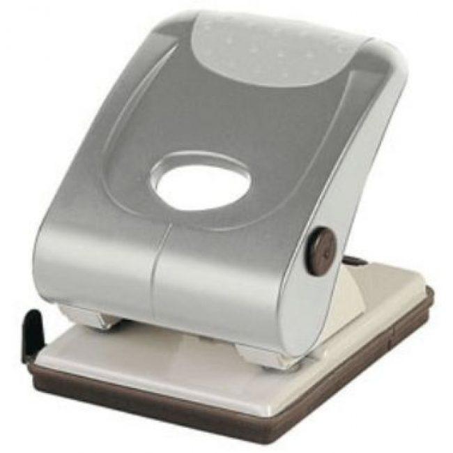 Perforadora 40 fulls gris Plus Office 190