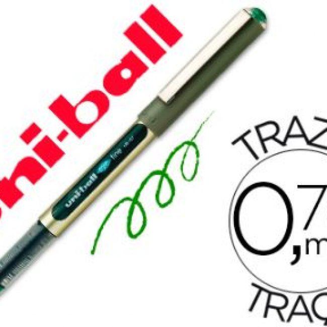 Retolador verd 0,7 mm Uni-ball UB-157