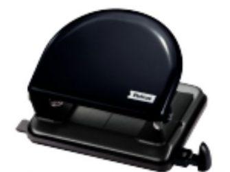 Perforadora 20 fulls negra Petrus 52