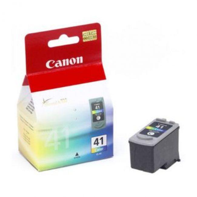 Cartutx tinta original Canon CL-41 color 0617B001