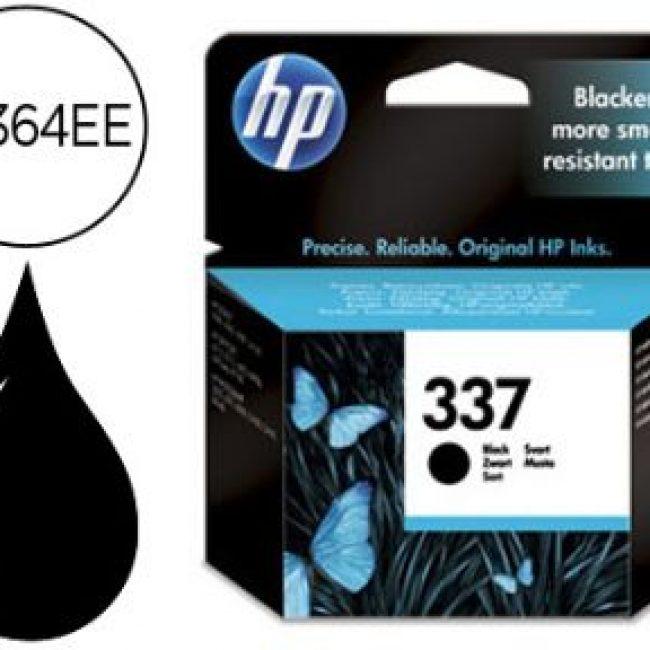 Cartutx tinta original HP 337 C9364EE negre