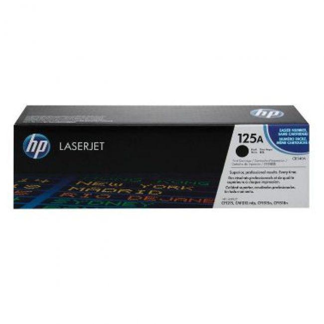 Toner original HP 125A CB540A negre
