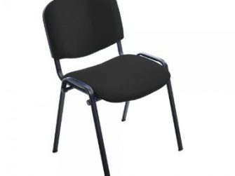 Cadira 4 potes negre negre RD965/4 Rocada