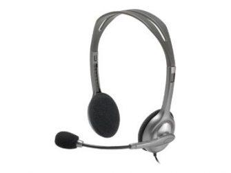 Auriculars amb micro Logitech Headset H110