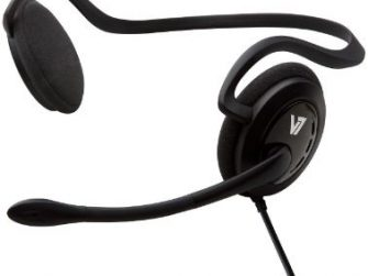 Auriculars amb micro V7 HA411-2EP