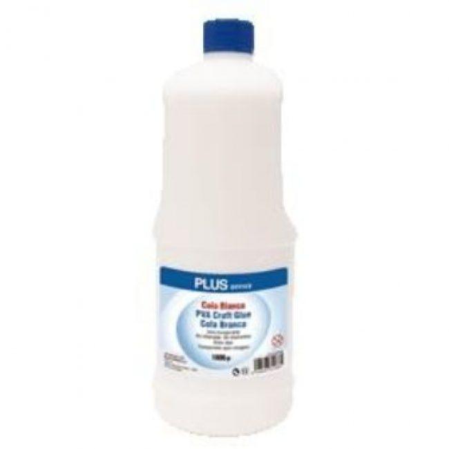 Cola blanca per manualitats 1Kg Plus