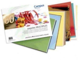 Quadern manualitats múltiple 32x24 60 fulls Campus 630520