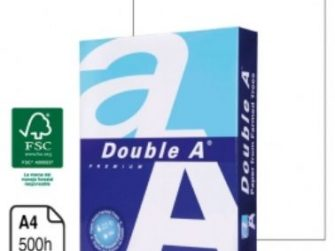 Paper Din A4 80g Double A -resma-