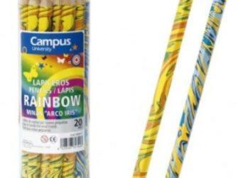 Llapis colors Rainbow Campus 630411