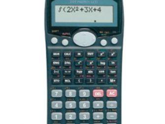 Calculadora científica Plus FX-283