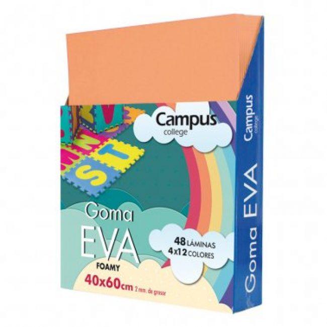 Lamines EVA carn 40x60 Campus 630518