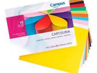 Quadern manualitats cartolina 32x24 10f Campus 630094