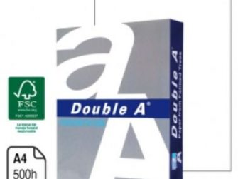 Paper Din A4 100g Double A -resma-