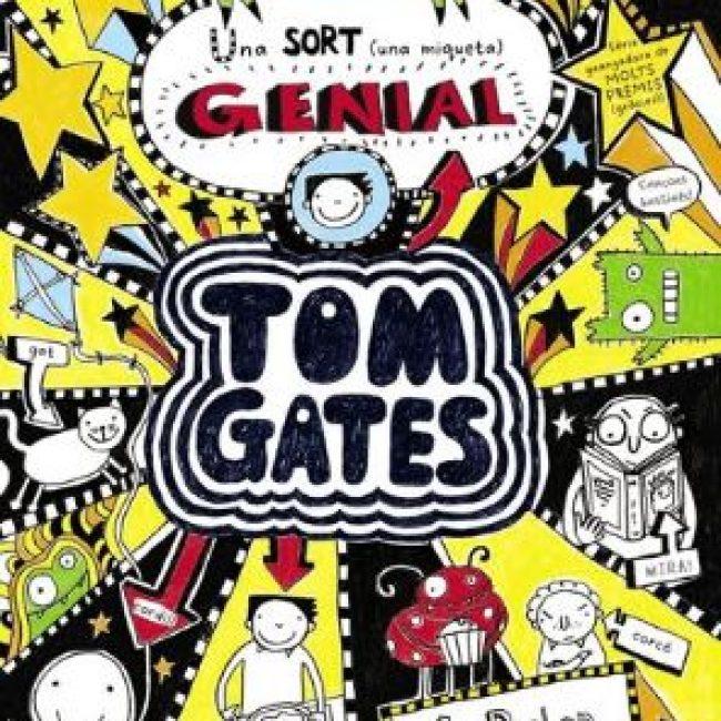 Una sort genial, Tom Gates, L. Pìchon, Brúixola