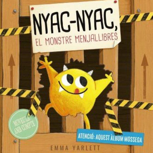 Nyac-Nyac, el monstre menjallibres, Brúixola