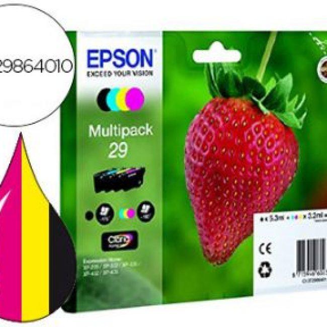 Cartutx tinta original Epson 29 T2986 -multipack-