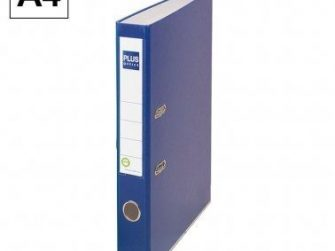Arxivador palanca A4 2x45 amb rado blau Plus E1R