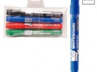 Retolador velleda Plus -blíster 4 colors-