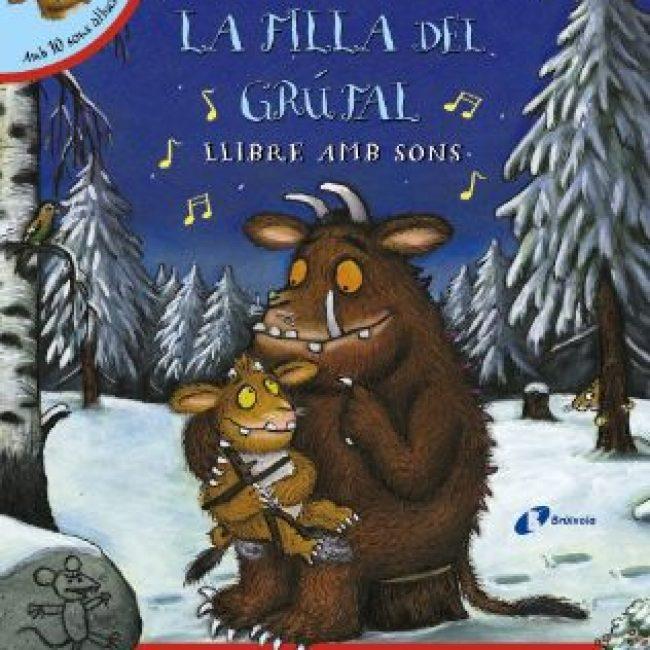 La filla del Grúfal, Llibre amb sons, Julia Donaldson, Brúixola
