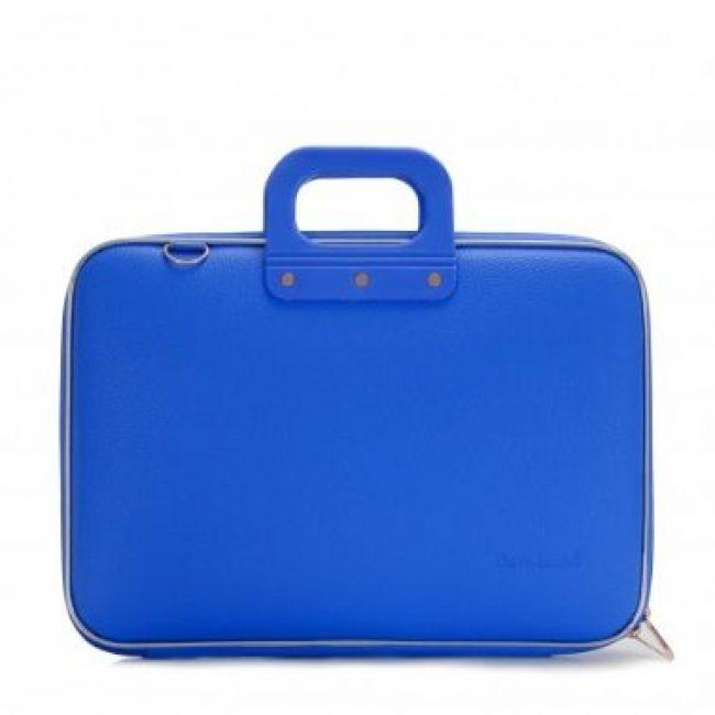 "Maleta portàtil 15,6"" Classic blau cobalt Bombata"