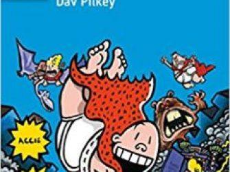 El capità calçotets i el caos, Dav Pilkey, El Vaixell de Vapor, Cruïll
