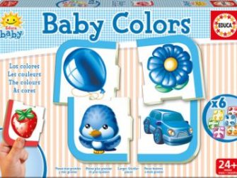 Baby colors 24+ Educa 15861