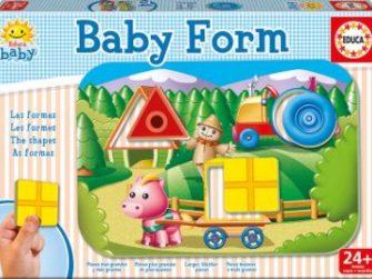Baby forms 24+ Educa 15862