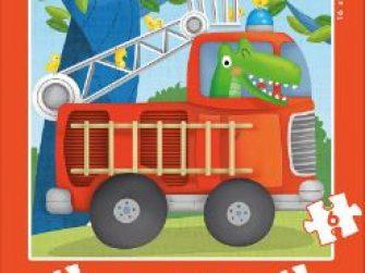 Puzzles Progresivos Patrulla de rescate 6+9+12+16 Educa 17144