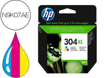Cartutx tinta original HP 304XL N9K07A tricolor