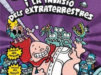 El capità calçotets i la invasió dels extraterrestres, Cruïll