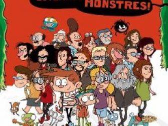 L'Agus i els monstres, Bon nadal estimats monstres! Combel