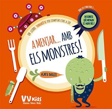 A Menjar Amb Els Monstres,Vicens Vives