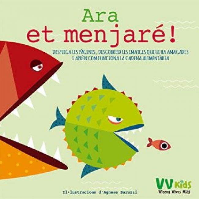 Ara Et Menjaré!,Vicens Vives