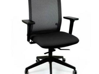 Cadira rodes a/bR3D negre SSNW1-1712170B200B19621009 Sentis F5