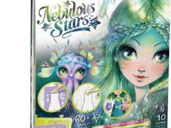 Marinia Quadern de dibuix creatiu Nebulous Stars 17593