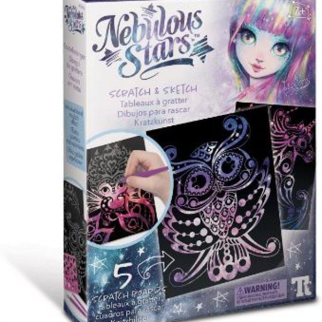 Dibuixos Per Rascar Isadora Nebulous Stars 17590