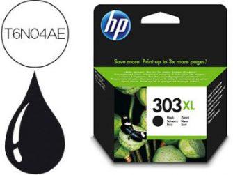 Cartutx tinta original HP 303 XL T6N04AE negre