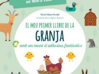 El meu primer llibre de la granja,Vicens Vives
