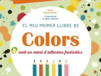 El meu primer llibre de colors,Vicens Vives