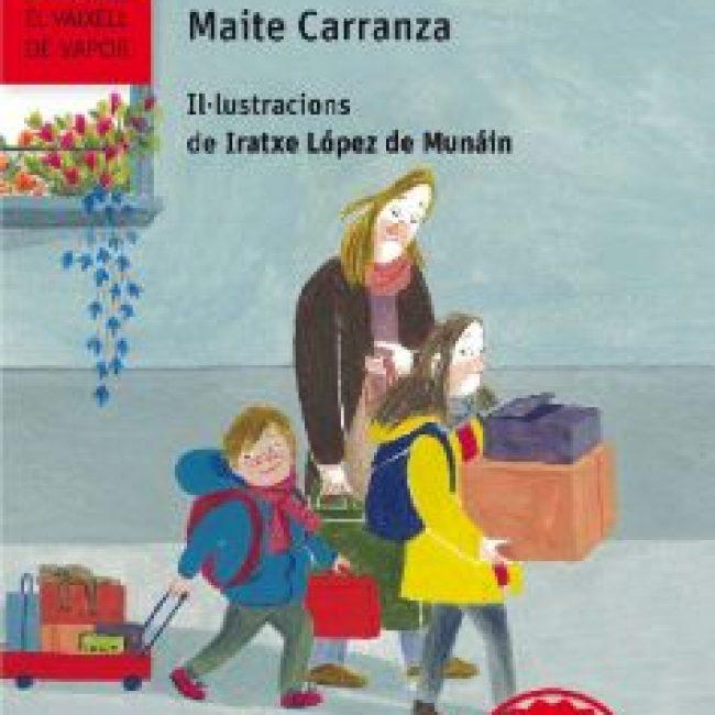La pel·lícula de la vida,Maite Carranza, El Vaixell de Vapor, cruílla