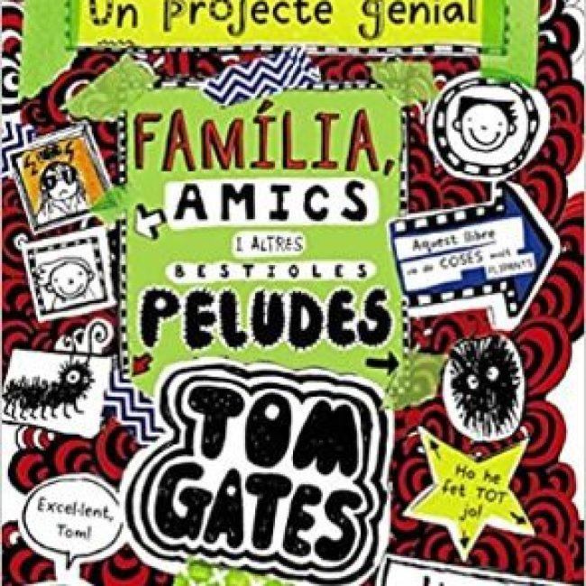 Família, amics i altres bestioles, Tom Gates, Brúixola