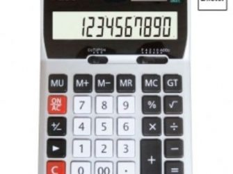 Calculadora 10 digits Plus SS-280N