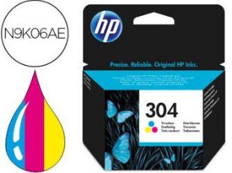 Cartutx tinta original HP 304 N9K05A tricolor