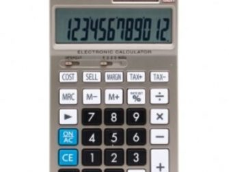 Calculadora 12 digits Plus Office SS-265
