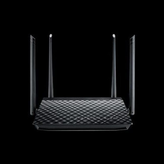 Router Wi-Fi 4 ports Asus RT-AC1200GU
