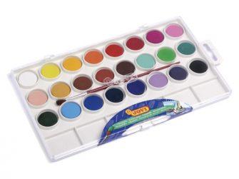 Acuarela escolar 24 colors Jovi