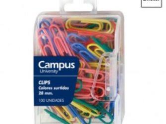 Clip labiado 28 mm colors -c 100- Campus