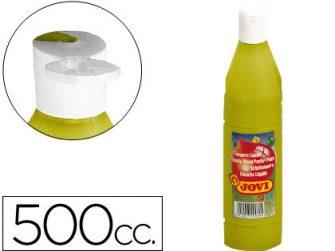 Tempera escolar or 500 ml Jovi