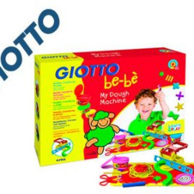 Set Giotto be-bè Màquina de modelar