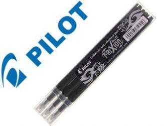 Recanvi negre per Pilot Frixion -p 3-